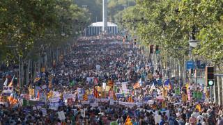 Βαρκελώνη: «Δεν φοβόμαστε» την τρομοκρατία (pics & vids)