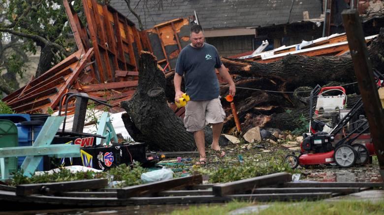 ΗΠΑ: Και δεύτερος νεκρός από την καταστροφική καταιγίδα Χάρβεϊ