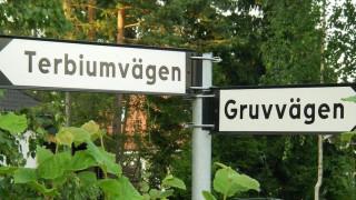 Ytterby...το χωριό που αγαπούν οι χημικοί!