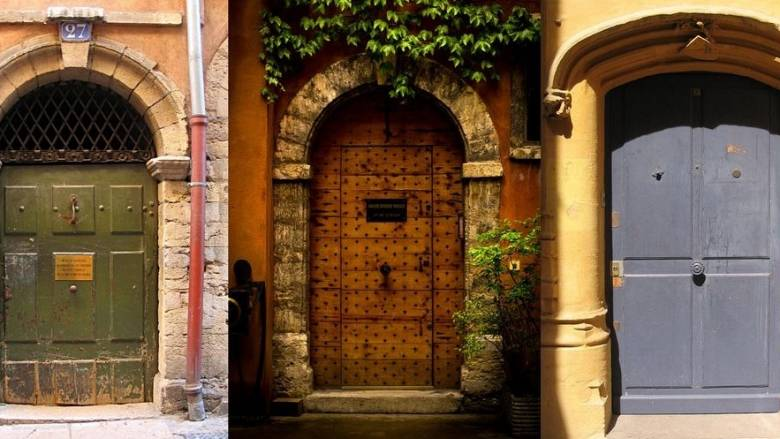 Traboules: Τα μυστικά δρομάκια της Λυών