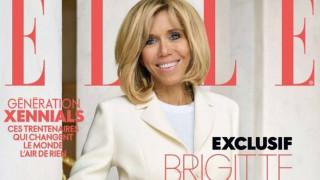 Ρεκόρ πωλήσεων για το τεύχος του Elle με τη συνέντευξη της Μπριτζίτ Μακρόν