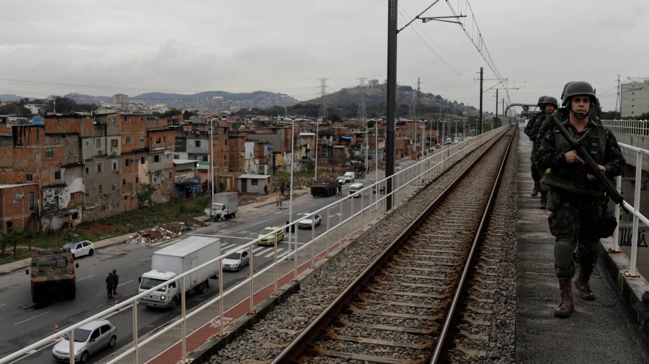 Εκατό αστυνομικοί πέθαναν φέτος στο Ρίο ντε Ζανέιρο