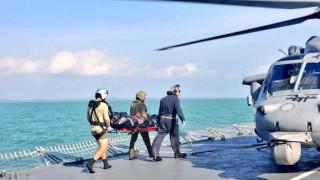 Βρέθηκαν οι σοροί των ναυτικών που σκοτώθηκαν από τη σύγκρουση αμερικανικού αντιτορπιλικού