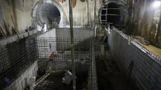 Θεσσαλονίκη: Τα έργα για το μετρό φτάνουν στο τέλος τους
