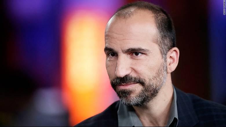 Ο Ιρανός πρόσφυγας που ανέλαβε το τιμόνι της Uber