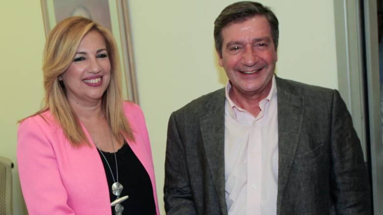 Γεννηματά: Χαιρετίζει την υποψηφιότητα Καμίνη, η πληθώρα υποψηφίων θετική για την Κεντροαριστερά