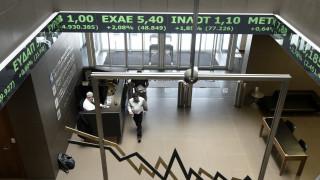 Ήπια άνοδος στο Χρηματιστήριο Αθηνών