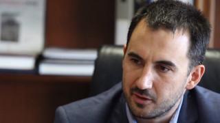 Αλέξης Χαρίτσης στο CNN Greece: Σύντομα στα 5 δισ. ευρώ οι επενδύσεις από το «πακέτο Γιούνκερ»