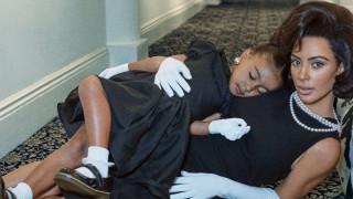 Η Κιμ Καρντάσιαν φωτογραφίζεται ως «Πρώτη Κυρία» και μιμείται την Τζάκι Κένεντι (pics)