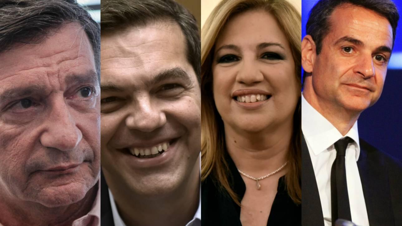 Κεντροαριστερά: Η συσπείρωση, οι έξι υποψήφιοι, το ασαφές στίγμα και οι «συμμαχίες»