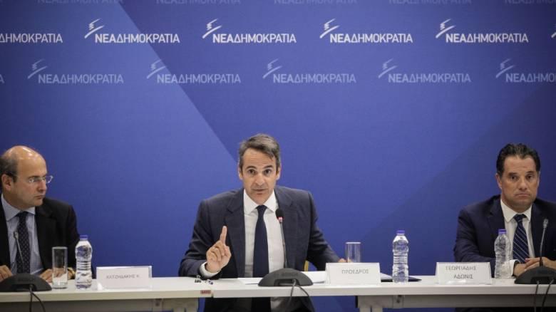Μητσοτάκης: Ο Τσίπρας θα προσπαθήσει να ωραιοποιήσει την κατάσταση στη ΔΕΘ