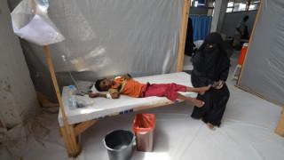UNICEF: Η χολέρα υποχωρεί στην Υεμένη