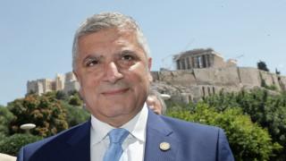 Ο Πατούλης άφησε ανοικτό το ενδεχόμενο να κατέβει υποψήφιος για τον δήμο Αθηναίων