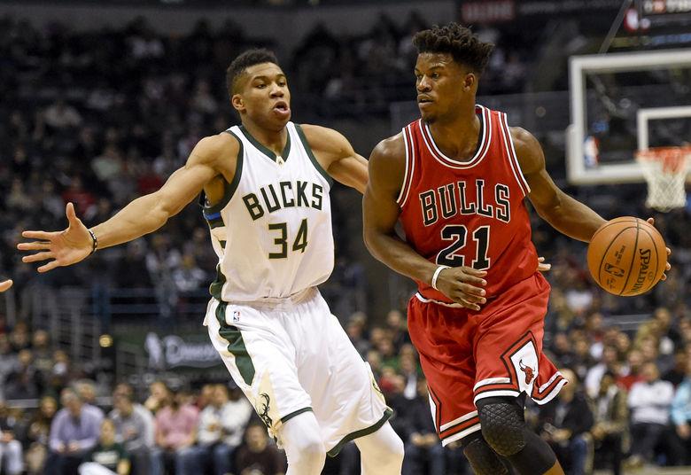 2016 12 16T022638Z 1317525415 NOCID RTRMADP 3 NBA CHICAGO BULLS AT MILWAUKEE BUCKS