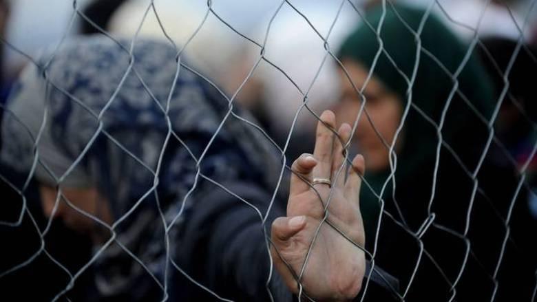 Μυτιλήνη: Διαμαρτυρία Αφγανών για την πολύμηνη απαγόρευση μετακίνησης
