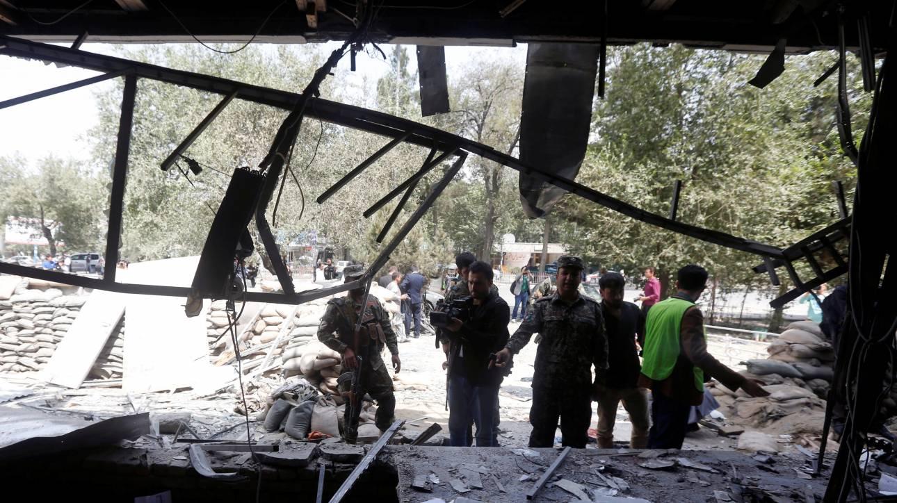 Αφγανιστάν: 13 άμαχοι σκοτώθηκαν σε αεροπορικές επιδρομές