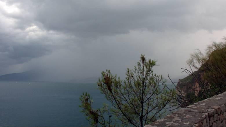 Αλλάζει το σκηνικό του καιρού - Ραγδαία επιδείνωση με ισχυρές καταιγίδες