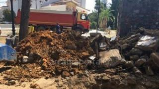 «Άνθρακας ο θησαυρός» που έψαχνε ο Δήμος Τρίπολης – Τι ξέθαψε τελικά (pics)