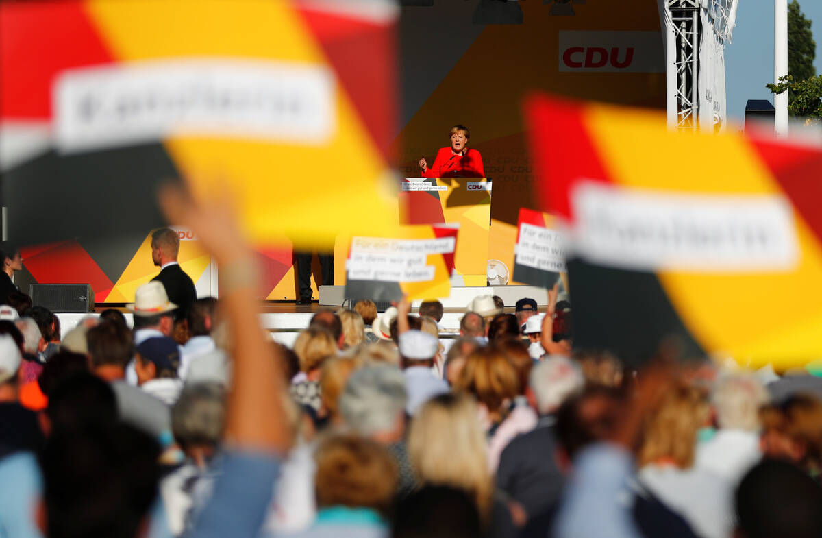 2017 08 29T152920Z 1590721563 RC13491C5BC0 RTRMADP 3 GERMANY ELECTION MERKEL
