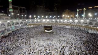 Μέκκα: Δύο εκατομμύρια μουσουλμάνοι για το μεγάλο προσκύνημα (pics)