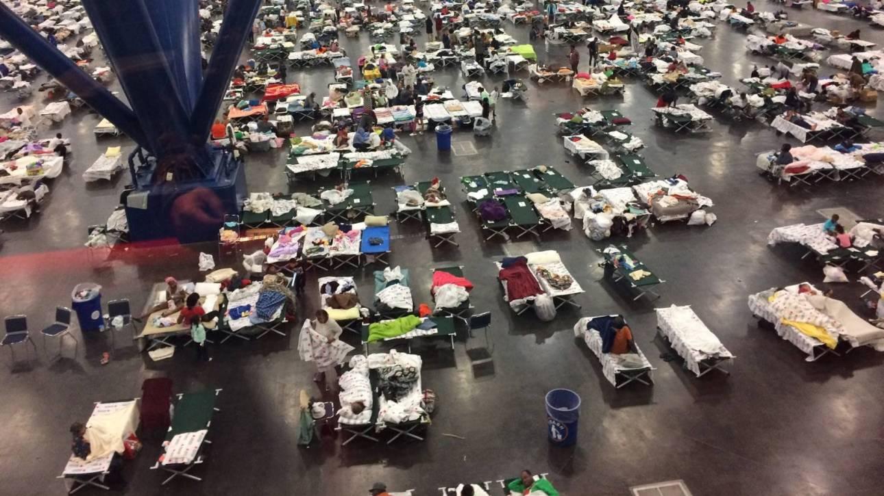 Οι Αμερικανοί σταρ στο πλευρό των πληγέντων του Χάρβεϊ