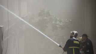 Υπό μερικό έλεγχο η πυρκαγιά στην περιοχή του Ρέντη
