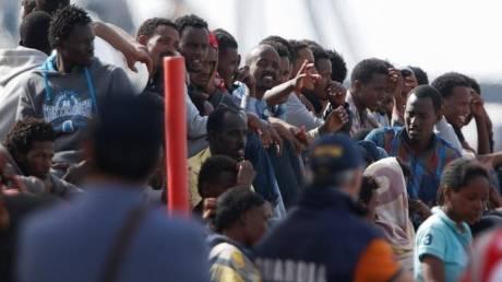 Ιταλία: Ένταση σε κέντρο φιλοξενίας μεταναστών – Ένας τραυματίας