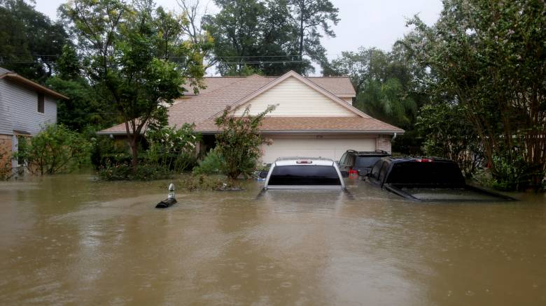 Τυφώνας Χάρβεϊ: Αποκαρδιωτικές οι εκτιμήσεις για τον αριθμό σπιτιών που επλήγησαν