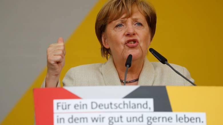 Αποδοκιμάστηκε η Mέρκελ στο προπύργιο του ακροδεξιού AfD