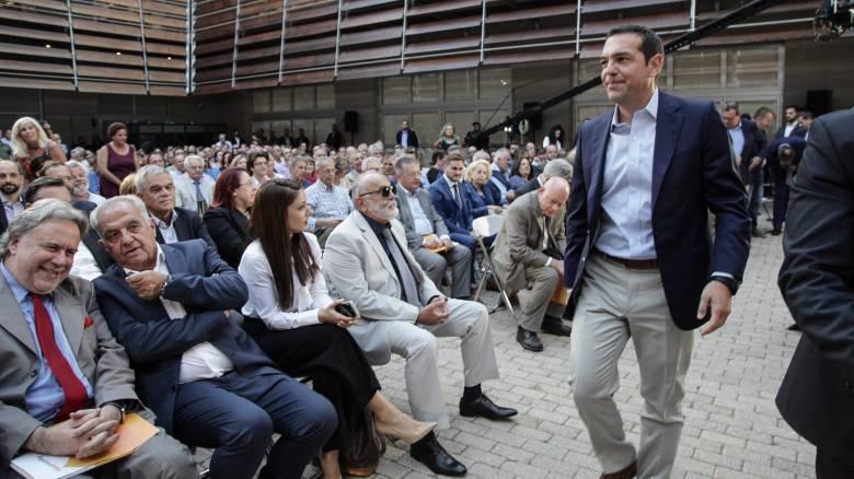 Τσίπρας: Έως το 2020 όλες οι συναλλαγές με το Δημόσιο θα γίνονται ηλεκτρονικά