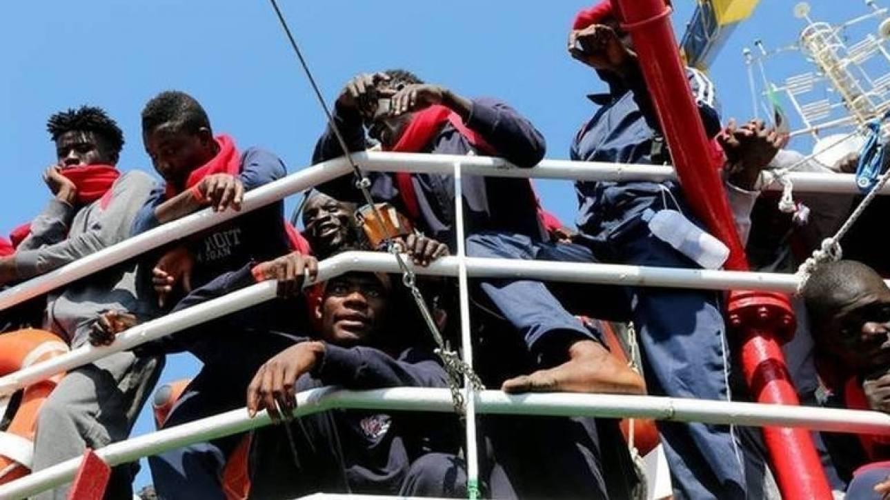 Η Ρώμη διαψεύδει πως πληρώνει διακινητές στη Λιβύη για να μειωθούν οι αναχωρήσεις μεταναστών