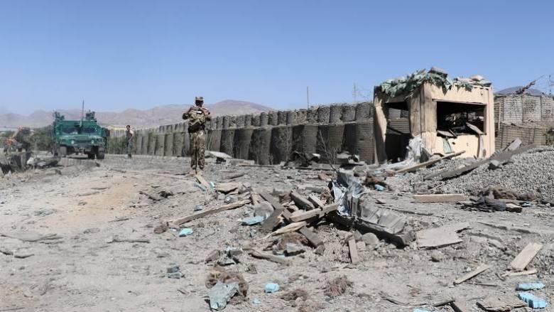 Το Πεντάγωνο αποκαλύπτει ότι στο Αφγανιστάν είναι ανεπτυγμένοι 11.000 Aμερικανοί στρατιωτικοί