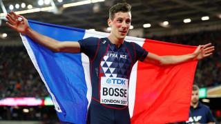Θύμα επίθεσης ληστών ο παγκόσμιος πρωταθλητής των 800 μέτρων Πιερ Μπος