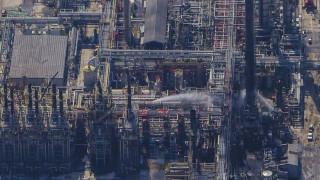 Τέξας: Αναπόφευκτη η πυρκαγιά στο εργοστάσιο χημικών