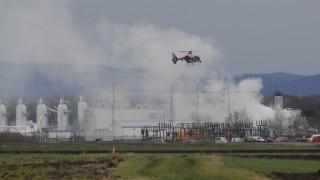 Εκρήξεις και καπνοί στο εργοστάσιο χημικών στο Τέξας
