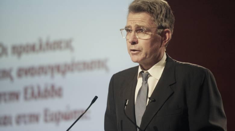 O Αμερικανός Πρέσβης στο υπ. Οικονομίας: Οι Αμερικανοί επενδυτές ενδιαφέρονται για την Ελλάδα