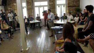 Το Μαξίμου για την επίσκεψη του Τσίπρα στο Impact hub Athens
