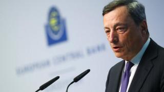 Οι ανησυχίες της ΕΚΤ για την άνοδο του ευρώ καθυστερούν τη λήξη του QE