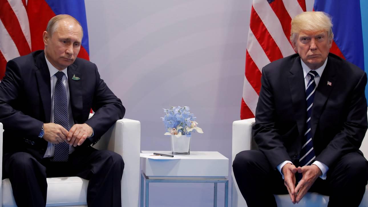 Κρεμλίνο: Θέλουμε καλές σχέσεις με τις ΗΠΑ, αλλά θα απαντήσουμε στις εχθρικές συμπεριφορές