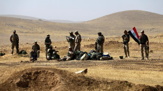 O ISIS έχασε ένα από τα τρία τελευταία προπύργιά του στο Ιράκ