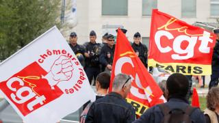 Το «φάντασμα» των απεργιών για τις εργασιακές μεταρρυθμίσεις επανέρχεται στη Γαλλία (pics)