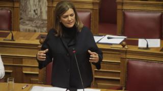 Αντωνοπούλου: Προτεραιότητα της κυβέρνησης η ανάπτυξη της Κοινωνικής Οικονομίας