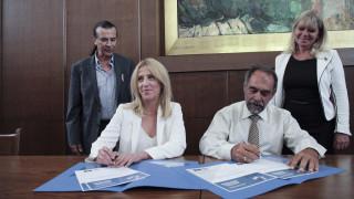 Η Δούρου «σύμμαχος» του Συμβουλίου Ευρώπης στην καταπολέμηση σεξουαλικής βίας κατά παιδιών (pics)