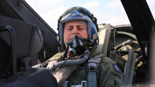 Στην 115 πτέρυγα Μάχης στη Σούδα οι αρχηγοί ΓΕΕΘΑ και ΓΕΑ (pics)