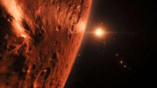 Ίχνη ζωής στους πλανήτες του TRAPPIST-1