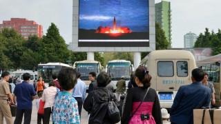 Διαμαρτυρία Βρετανίας για την εκτόξευση πυραύλου από τη Β. Κορέα πάνω από την Ιαπωνία