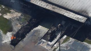Τέξας: Έσβησε η φωτιά στο εργοστάσιο χημικών (pics)
