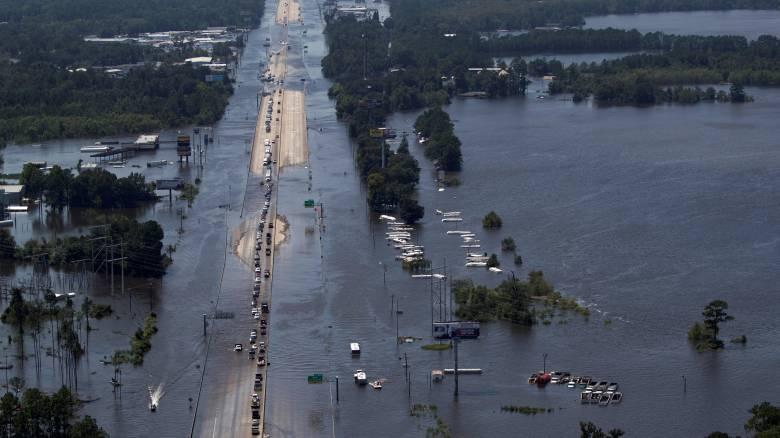 Τυφώνας Χάρβεϊ: Ανεβαίνει ο αριθμός των θυμάτων (pics)