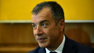 Ο Σταύρος Θεοδωράκης ανακοίνωσε την υποψηφιότητά του για την ηγεσία της Κεντροαριστεράς (vid)
