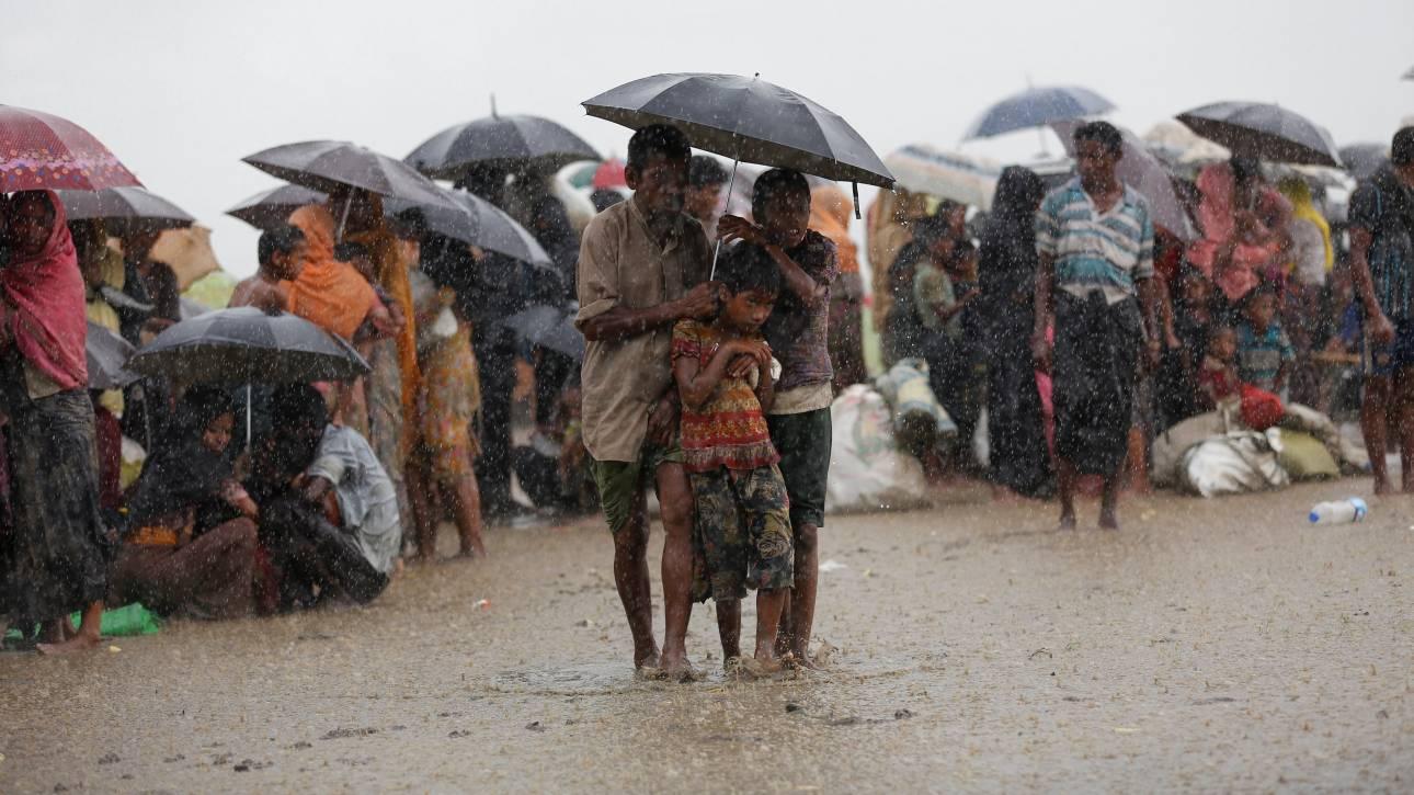 Το ταξίδι θανάτου των «Αϊλάν» της Μιανμάρ